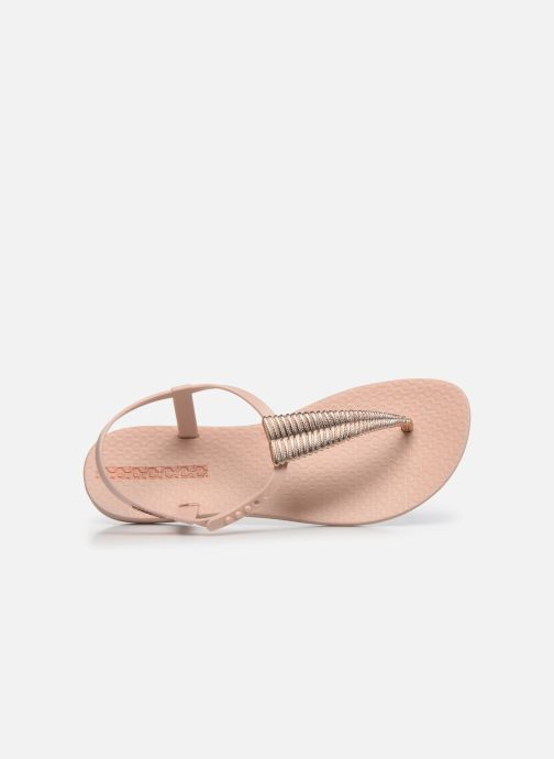 Sandali e scarpe aperte Ipanema Ipanema Class Glam III Fem Beige immagine sinistra