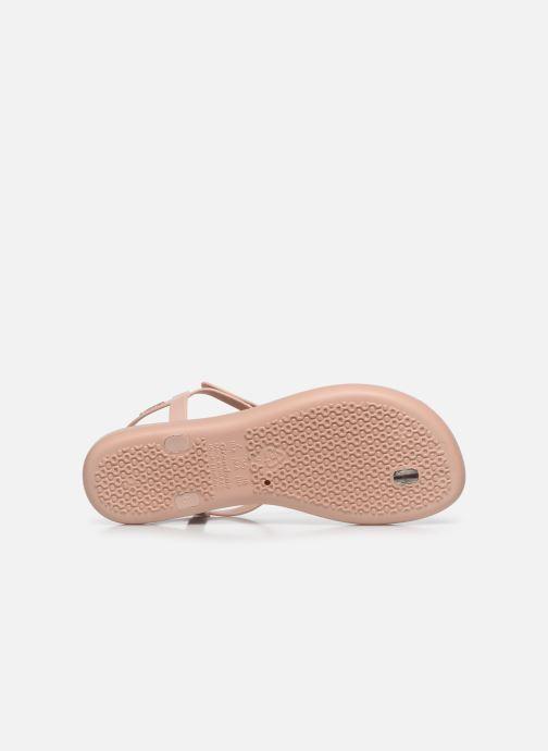 Sandali e scarpe aperte Ipanema Ipanema Class Glam III Fem Beige immagine dall'alto