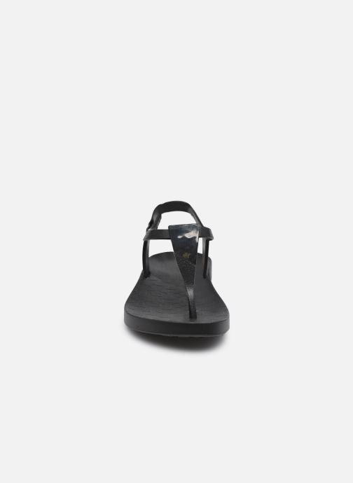 Sandalen Ipanema Ipanema Sensation Sandal Fem schwarz schuhe getragen