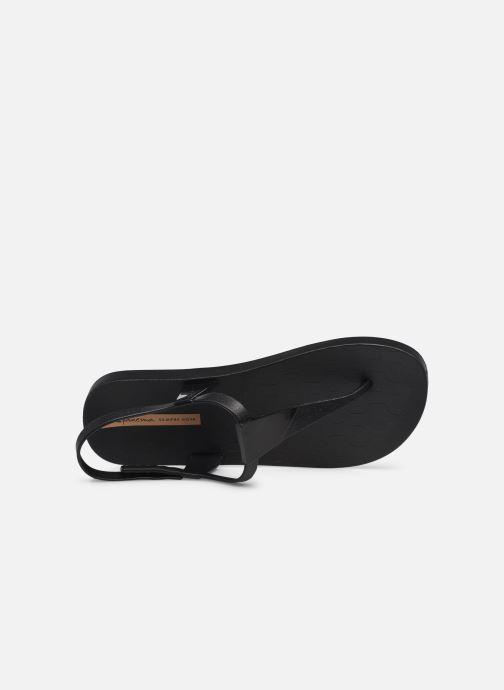 Sandalen Ipanema Ipanema Sensation Sandal Fem schwarz ansicht von links