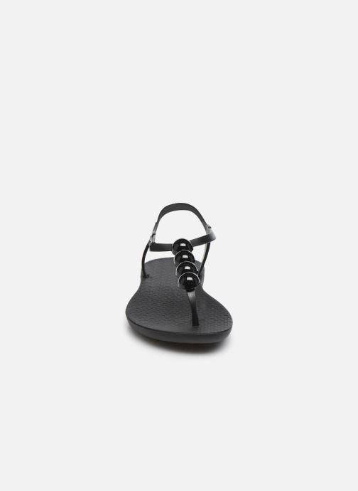 Sandales et nu-pieds Ipanema Ipanema Class Glam II Fem Noir vue portées chaussures