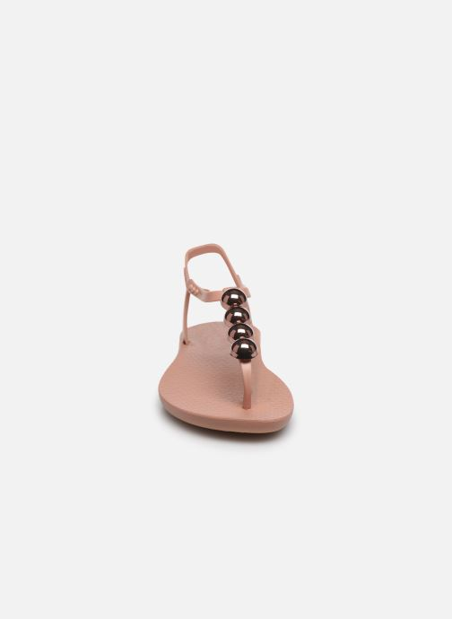 Sandales et nu-pieds Ipanema Ipanema Class Glam II Fem Beige vue portées chaussures