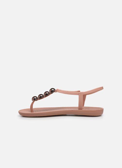 Sandales et nu-pieds Ipanema Ipanema Class Glam II Fem Beige vue face