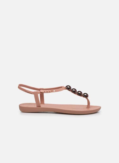 Sandales et nu-pieds Ipanema Ipanema Class Glam II Fem Beige vue derrière