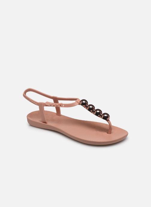 Sandales et nu-pieds Ipanema Ipanema Class Glam II Fem Beige vue détail/paire