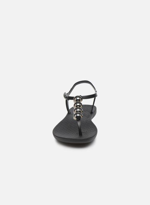 Sandali e scarpe aperte Ipanema Ipanema Class Glam II Fem Nero modello indossato