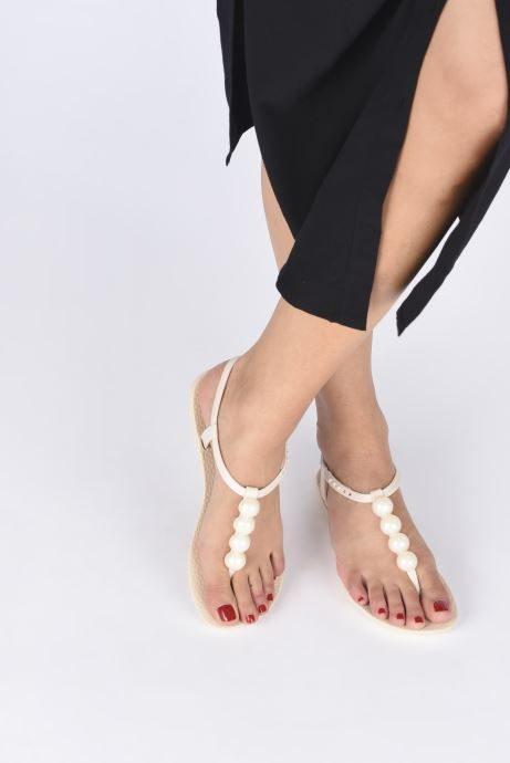 Sandali e scarpe aperte Ipanema Ipanema Class Glam II Fem Beige immagine dal basso