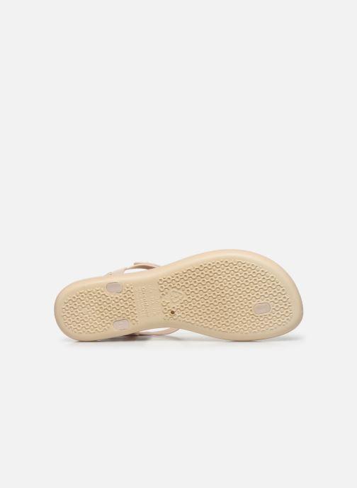 Sandali e scarpe aperte Ipanema Ipanema Class Glam II Fem Beige immagine dall'alto