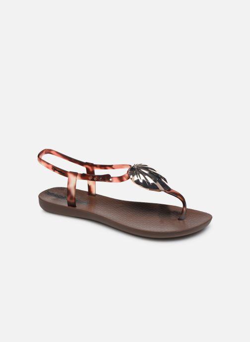 Sandales et nu-pieds Ipanema Ipanema Leaf Sandal Fem Marron vue détail/paire