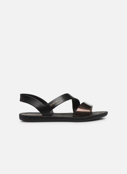 Sandales et nu-pieds Ipanema Ipanema Vibe Sandal Fem Noir vue derrière