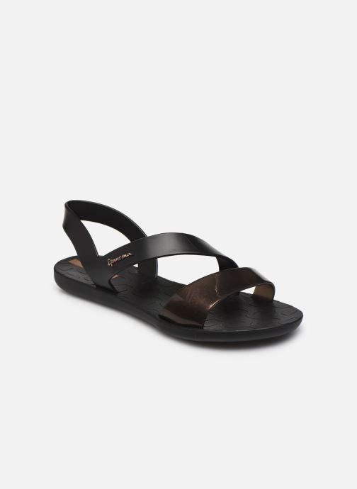 Sandales et nu-pieds Ipanema Ipanema Vibe Sandal Fem Noir vue détail/paire