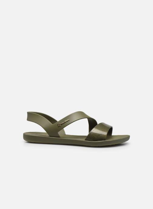 Sandalen Ipanema Ipanema Vibe Sandal Fem grün ansicht von hinten