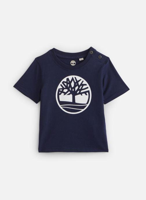 Vêtements Timberland T05J17 Bleu vue détail/paire
