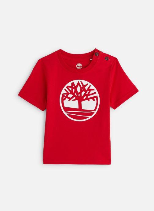 Vêtements Timberland T05J17 Rouge vue détail/paire