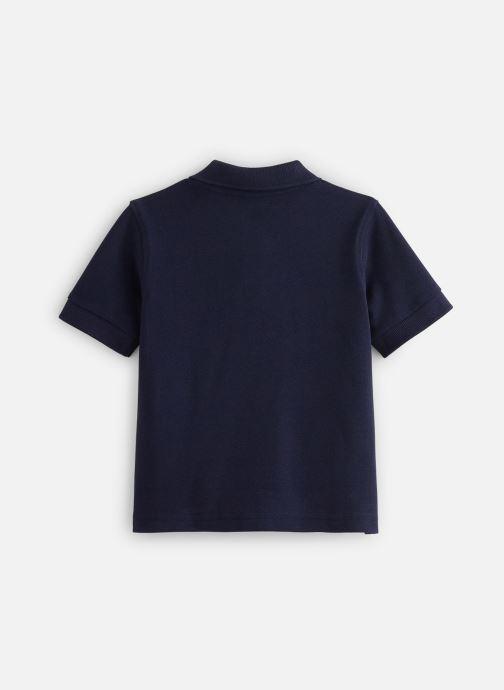 Vêtements Timberland T05J45 Bleu vue bas / vue portée sac