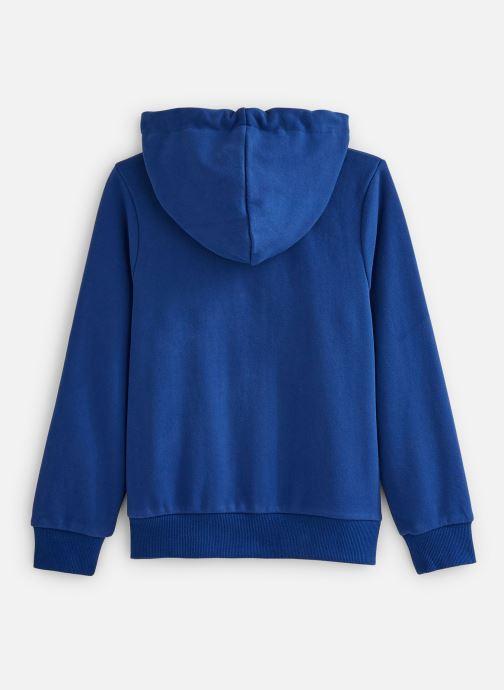Vêtements Timberland T25R00 Bleu vue bas / vue portée sac