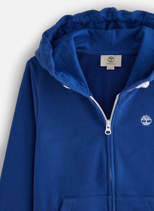 Vêtements Timberland T25R00 Bleu vue portées chaussures