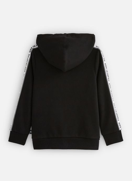 Vêtements Timberland T45810 Noir vue bas / vue portée sac