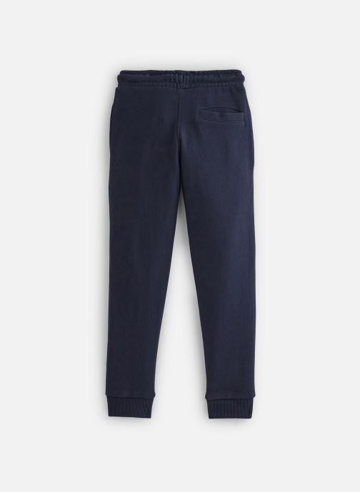 Vêtements Timberland T24Z03 Bleu vue bas / vue portée sac