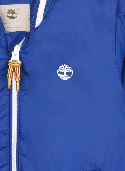 Vêtements Timberland T26507 Bleu vue face