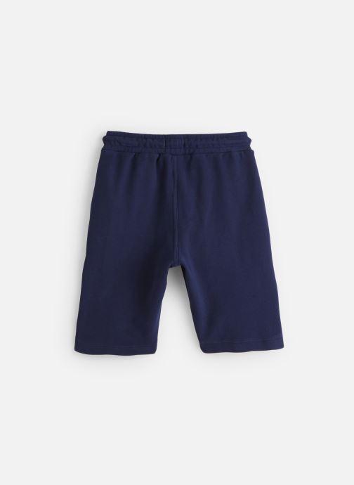 Vêtements Timberland T24P04 Bleu vue bas / vue portée sac