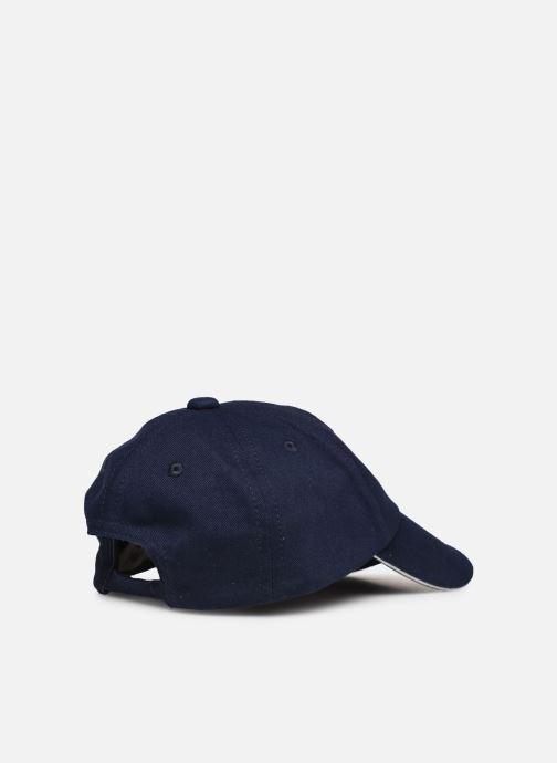 Kappe Timberland T01285 kids blau schuhe getragen