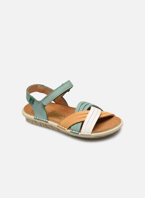 Sandali e scarpe aperte El Naturalista Terra E226 Verde vedi dettaglio/paio