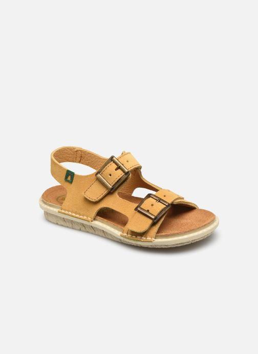 Sandali e scarpe aperte El Naturalista Terra E227 Giallo vedi dettaglio/paio