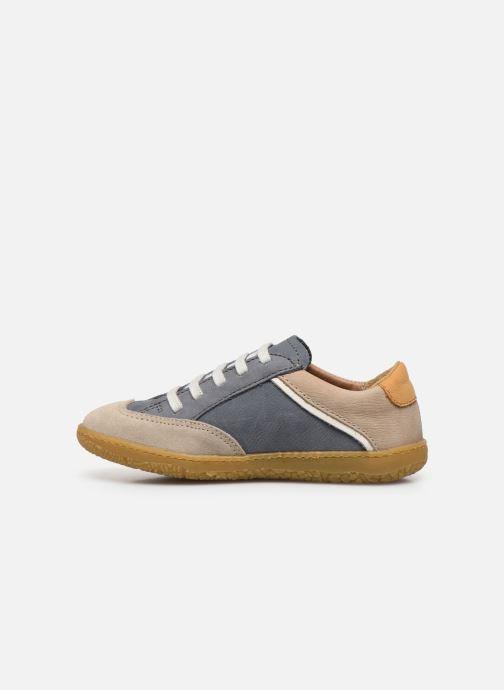 Sneaker El Naturalista Yuyuan blau ansicht von vorne