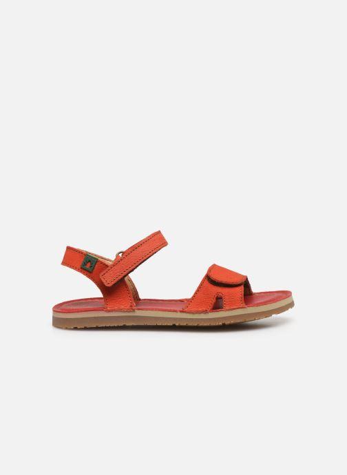 Sandali e scarpe aperte El Naturalista Perissa E209 Arancione immagine posteriore