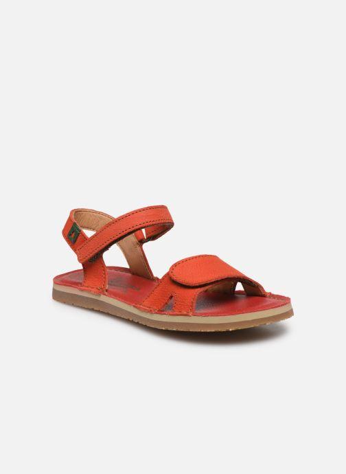 Sandali e scarpe aperte El Naturalista Perissa E209 Arancione vedi dettaglio/paio