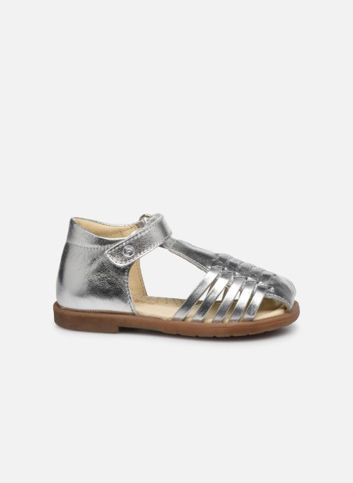Sandals Naturino Falcotto Flysch Silver back view