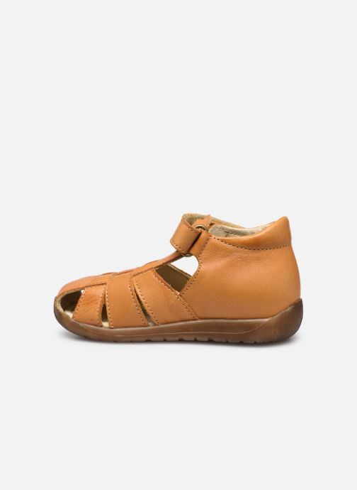 Sandales et nu-pieds Naturino Falcotto Livingston Jaune vue face