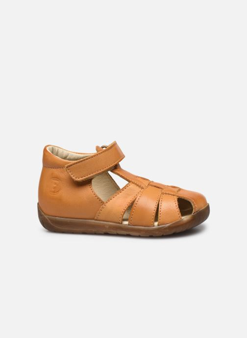 Sandales et nu-pieds Naturino Falcotto Livingston Jaune vue derrière