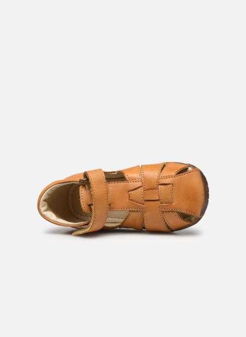 Sandales et nu-pieds Naturino Falcotto Livingston Jaune vue gauche