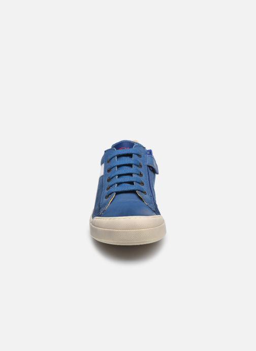 Baskets Naturino Clarendon Bleu vue portées chaussures