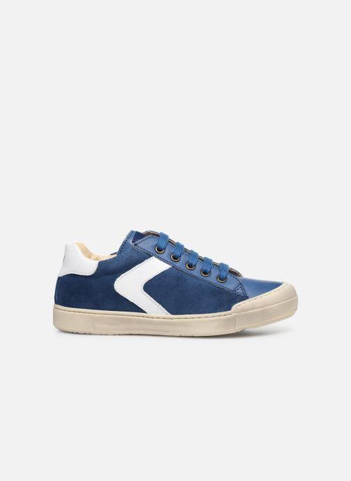 Sneaker Naturino Clarendon blau ansicht von hinten