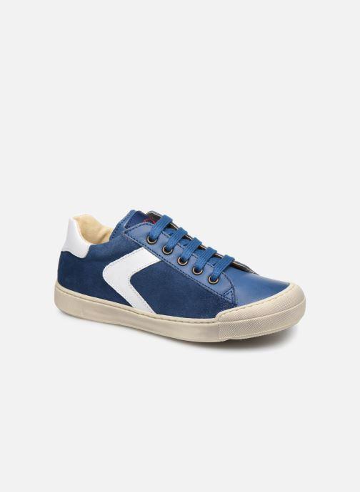 Baskets Naturino Clarendon Bleu vue détail/paire