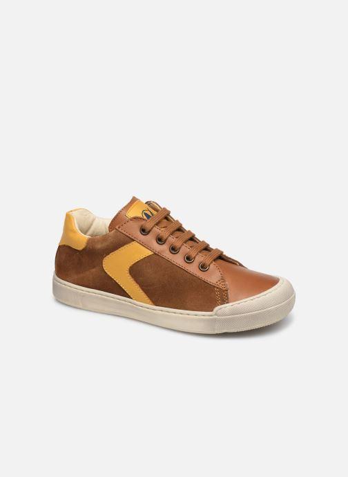 Sneaker Naturino Clarendon braun detaillierte ansicht/modell