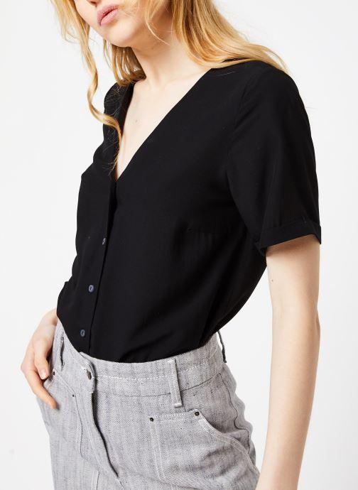 Vêtements Accessoires Blouse Pccecilie Ss Top Noos Bc