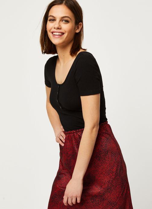 T-Shirt Pckitte Ss Top Noos Bc