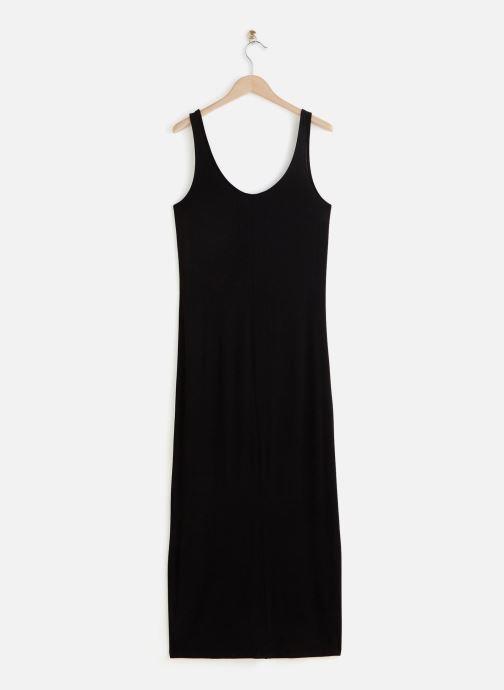 Vêtements Pieces Dresses Pckalli Maxi Tank Dress  Noos Noir vue bas / vue portée sac