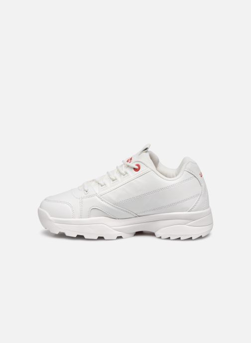 Sneakers Levi's Soho Lace Bianco immagine frontale