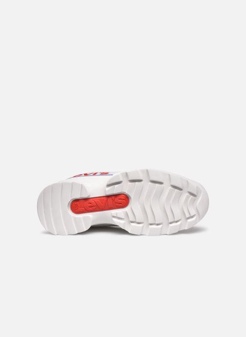 Sneakers Levi's Soho Lace Bianco immagine dall'alto