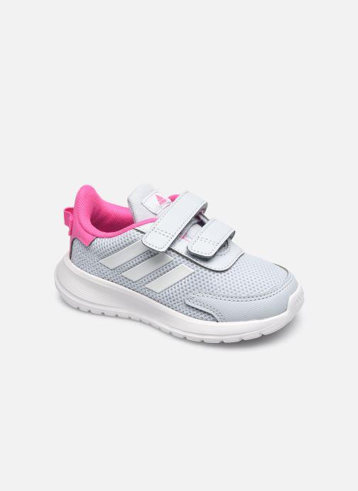 Chaussures de sport adidas performance Tensaur Run I Bleu vue détail/paire