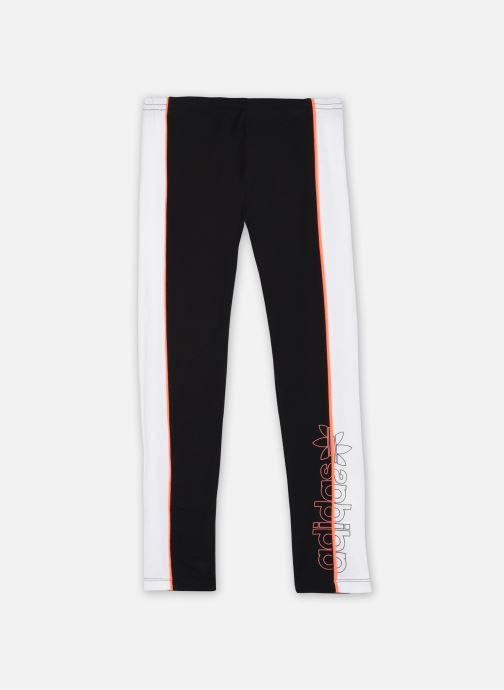 Vêtements adidas originals Leggings J Noir vue détail/paire