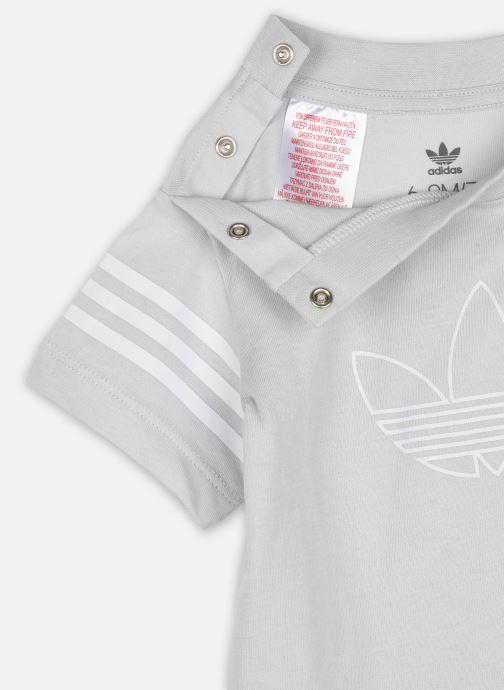 Vêtements adidas originals Outline Sts I Gris vue derrière