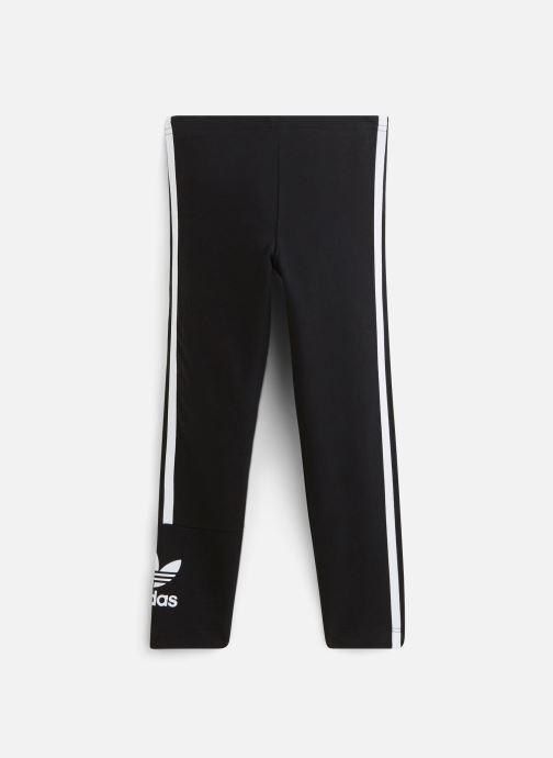 Vêtements adidas originals Lock Up Tights K Noir vue bas / vue portée sac