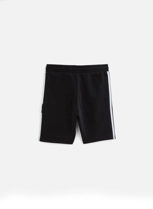 Vêtements adidas originals Lock Up Shorts J Noir vue bas / vue portée sac