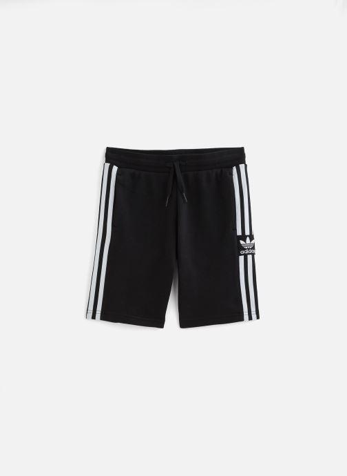 Vêtements adidas originals Lock Up Shorts J Noir vue détail/paire